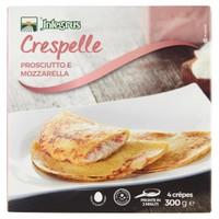 Crespelle Prosciutto E Mozzarella Integrus