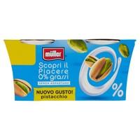 Yogurt 0 % Al Pistacchio Muller