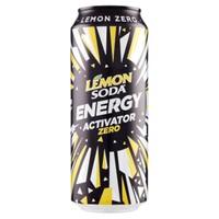 Energy Drink Zero Lemonsoda