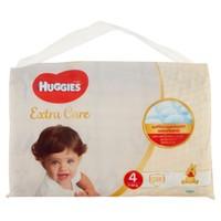 Pannolini Huggies Extra Care Taglia 4