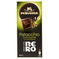 Fondente Extra Pistacchio Tavoletta Di Cioccolato Perugina Nero