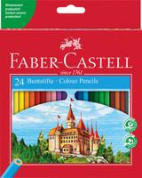 24 Matite Colorate Eco Il Castello + 3 Bicolor