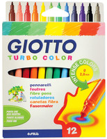 Pennarelli Turbo Color Giotto