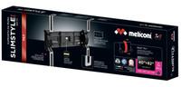 Supporto A Muro Per Tv Slim Style 400 s Meliconi