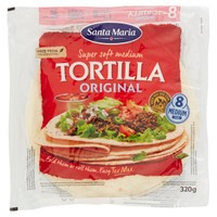 Tortillas Morbide Santa Maria