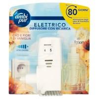 Deodorante Ambiente Elettrico Oro Ambi Pur