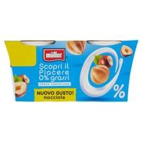 Yogurt Nocciola 0 % Muller