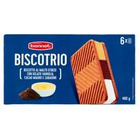 6 Gelati Biscotrio Bennet