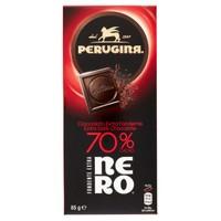 Fondente Extra 70 % Tavoletta Di Cioccolato Perugina Nero