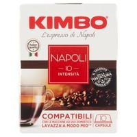 Caps Caffe ' Kimbo Napoili Compatibili Sistema A Modo Mio Conf . 10 Caps