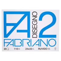 Fabriano Album 20 Fogli 24 x 33 Ruvido