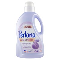 Detersivo Liquido Per Lavatrice Lavanda & gardenia Perlana