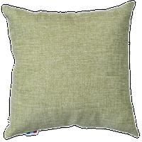 Cuscino Arredo Con Zip Cm 40 x 40 Verde