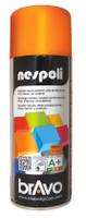 Spray Acrilico Brillante Arancio Puro Nespoli Ml . 400