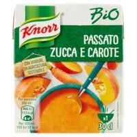 Knorr Passato Carote / zucchine Bio