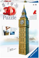 Puzzle 3 d Big Ben Ravensburger + 10 anni