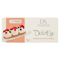 Cheesecake Ai Frutti Di Bosco Dolc ' ego