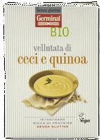 Vellutata Di Ceci E Quinoa Senza Glutine Bio Germinal