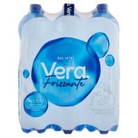 Acqua Frizzante Nestlé Vera 6 Da L . 1 , 5
