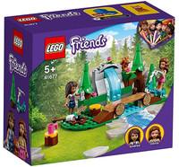 Cascata Nel Bosco Lego Friends 5+