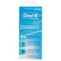 Filo Interdentale Oral B Superfloss