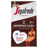 Caffe' Macinato Espresso Casa Segafredo Zanetti