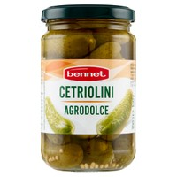 Cetrioli In Agrodolce Bennet