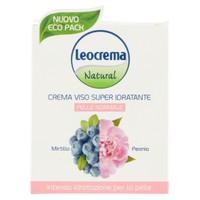 Crema Viso Natural Idratante Leocrema