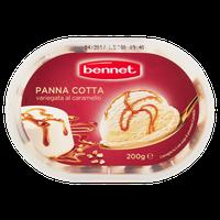 Mini Vaschetta Panna Cotta E Caramello Bennet