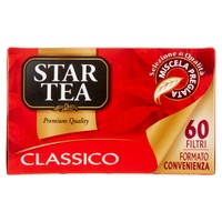 Tea Star 60 Filtri