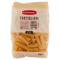 Tortiglioni N 83 Pasta Di Semola Di Grano Duro Bennet