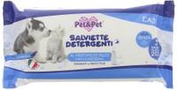 Salviette Detergenti Pet Con Talco Pet & pet Conf . Da 36
