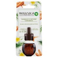 Ricarica Per Diffusore Botanica Sandalo E Vetiver Caraibico Air Wick