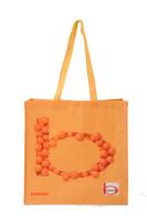 Shopper Collezione Soggetto Mandarino
