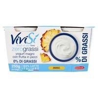 Yogurt Vivisì Ananas 2 Da Gr . 125