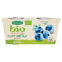 Yogurt Bennet Bio Ai Mirtilli Conf . Da 2
