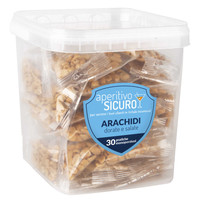 Arachidi Tostate E Salate Aperitivo Sicuro Eurocompany 30 Da Gr . 20