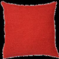Cuscino Arredo Con Zip Cm 55 x 55 Rosso