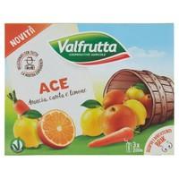 Succo Di Frutta Ace Valfrutta 3 Da Ml.200 Cad.