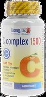 Longlife C Complex 1500 mg Tavolette