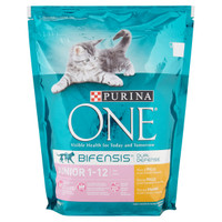Alimento Secco Funzionale Junior Per Gatti One