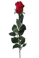 Bocciolo 1 Fiore Rosso