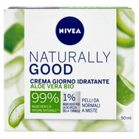 Crema Viso Naturally Good Pelli Normali Nivea