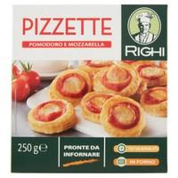 Pizzette Al Pomodoro Righi