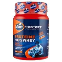 Proteine Whey Matt