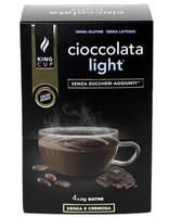 Cioccolata Light Senza Zuccheri Aggiunti King Cup