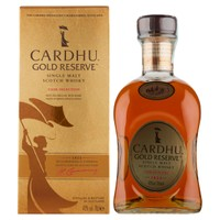 Single Malt Scotch Whisky 12 Years Old Cardhu