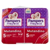 Pampers Progressi Mutandino Junior