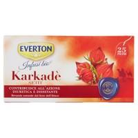 Infuso Karkade ' Bio Everton 25 Filtri