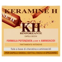Keramine H Rinforzante Capelli Secchi Conf. Da 10